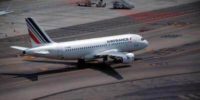 """Un avion d'Air France se pose en urgence à Pékin après """"un incident technique"""""""