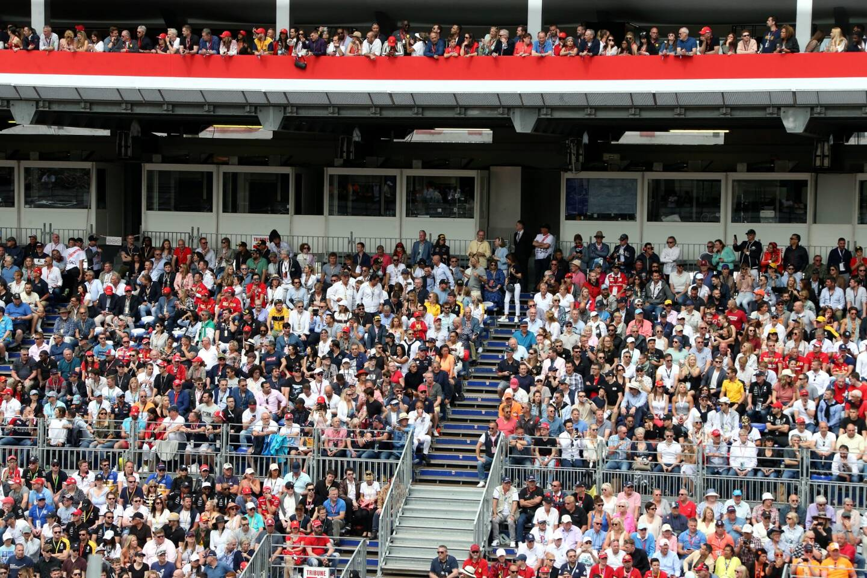 Cette année, épidémie de covid oblige, la jauge d'accueil en tribunes pour le Grand Prix de F1 sera limité.