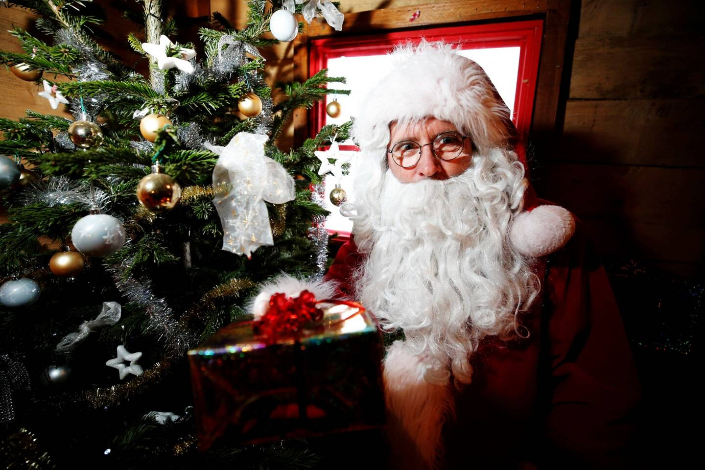 Illustration père Noël.