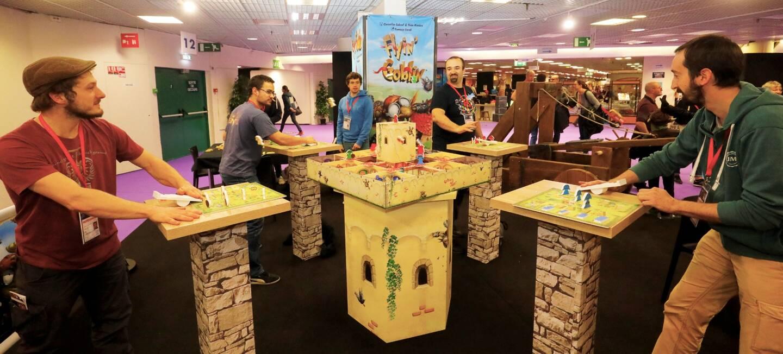 Lors du Festival des jeux en 2020 (illustration).