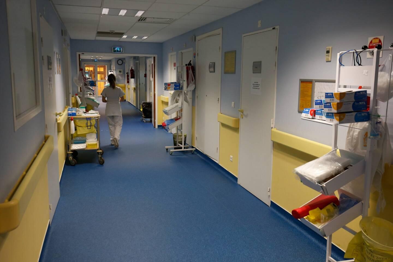 Les urgences du Centre Hospitalier Princesse Grace de Monaco.