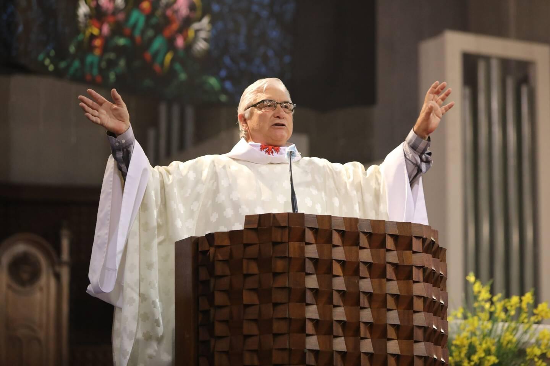 Le père Gil Florini.