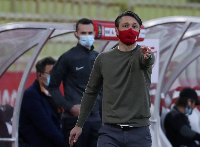 Légende : Niko Kovac espère que la Ligue 1 continuera d'être diffusée, alors que Mediapro et Canal + renoncent à leurs droits.