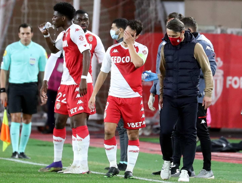 L'AS Monaco a été lourdement battues par le RC Lens.