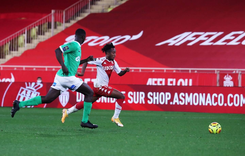 Touché au genou, Gelson Martins est forfait contre l'OM.