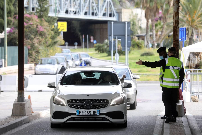 Les contrôles devraient être renforcés cette semaine à l'arrivée à la frontière franco-italienne à Menton.