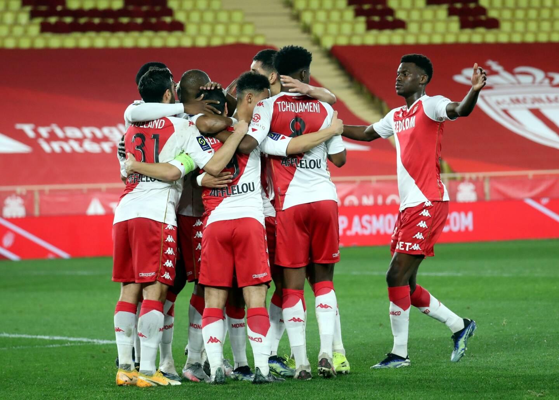 L'AS Monaco s'impose à Nimes (illustration).
