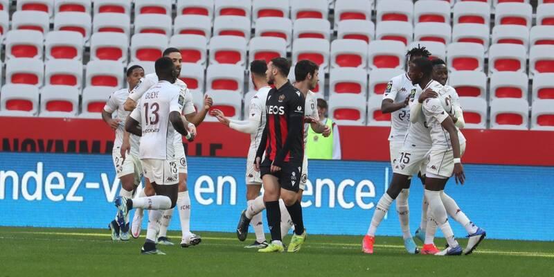 Face à Metz, l'OGC Nice n'y arrive toujours pas et plonge encore un peu plus au classement - Nice-Matin