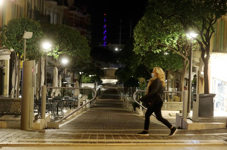 Dès samedi le couvre-feu est reculé à 20h à Monaco.
