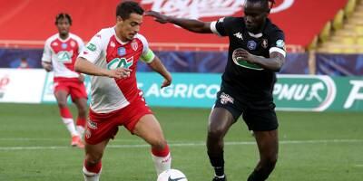 Ben Yedder sur le banc, Aguilar et Diop titulaires, Volland forfait... découvrez le onze de départ de l'AS Monaco face à Dijon