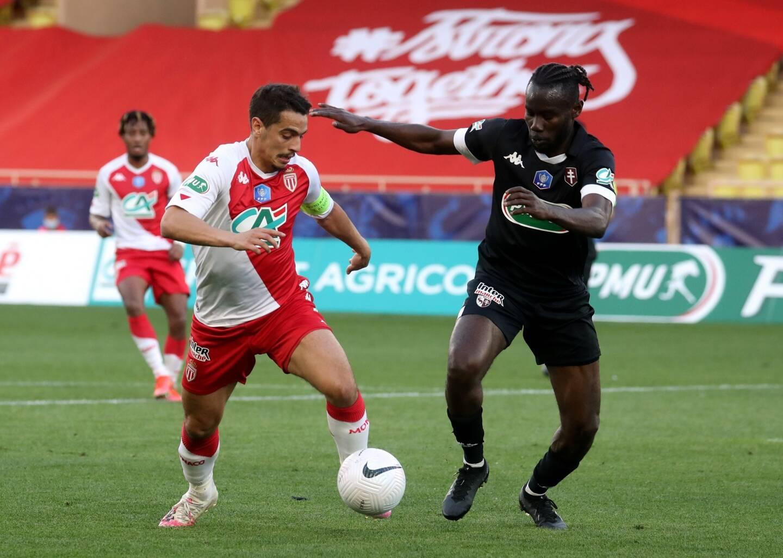 Wissam Ben Yedder n'a plus débuté une rencontre de Ligue 1 depuis la réception de Lille, le 14 mars (0-0).