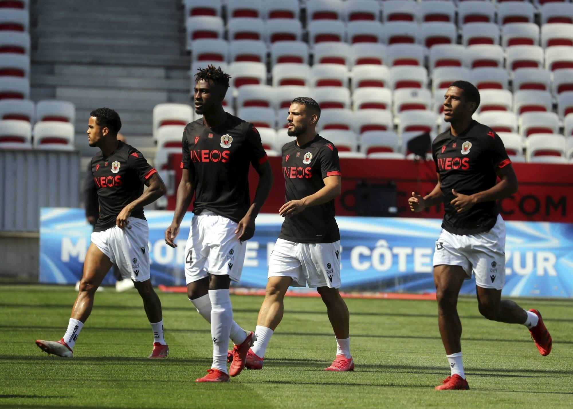 On connaît le groupe de l'OGC Nice retenu pour affronter Lorient mercredi
