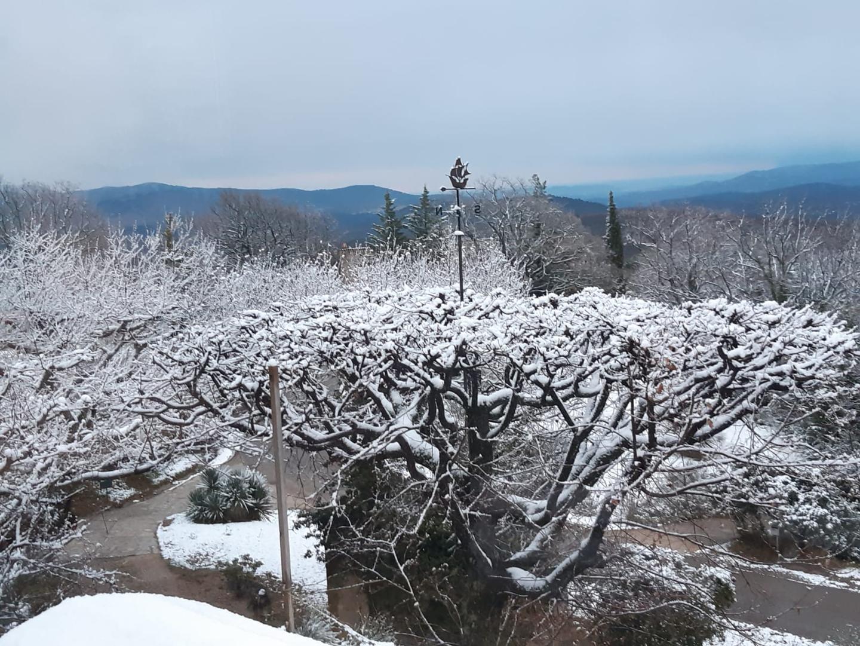 Neige à Mons