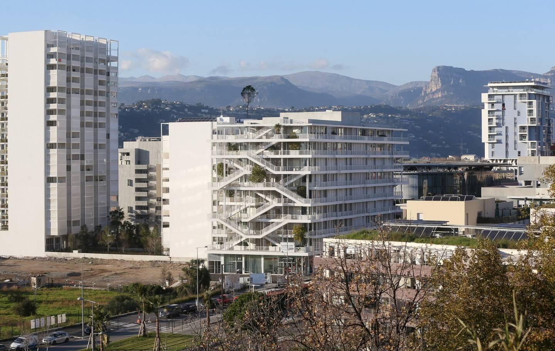 Le programme Anis, dans le nouveau quartier Nice Méridia, au cœur de l'Eco-Vallée.