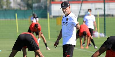 """Football: fort d'une efficace """"attaque à trois têtes"""", l'OGC Nice s'apprête à affronter Monaco dimanche"""