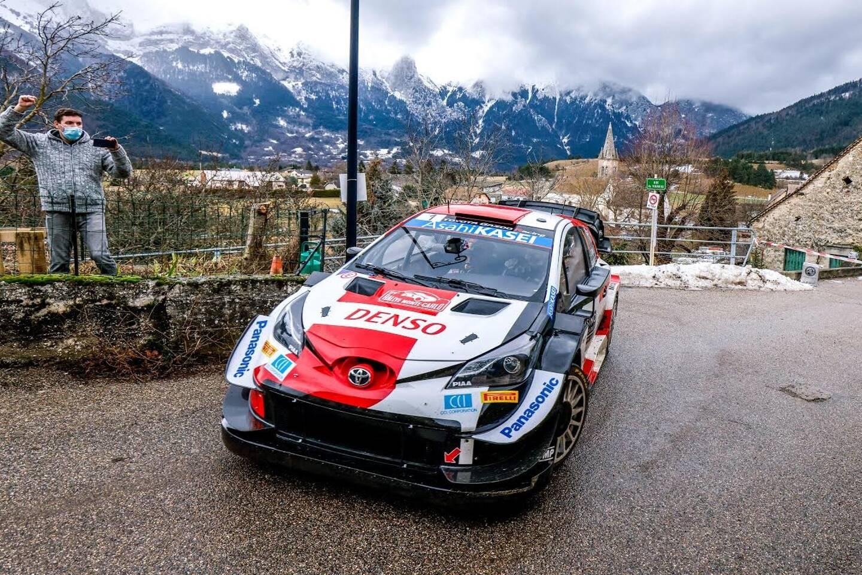 Ogier et Ingrassia entrent un peu plus dans la légende du Rallye Monte-Carlo.