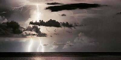 """Les Alpes-Maritimes en vigilance """"orages"""" ce samedi 18 septembre entre 14h et 20h"""
