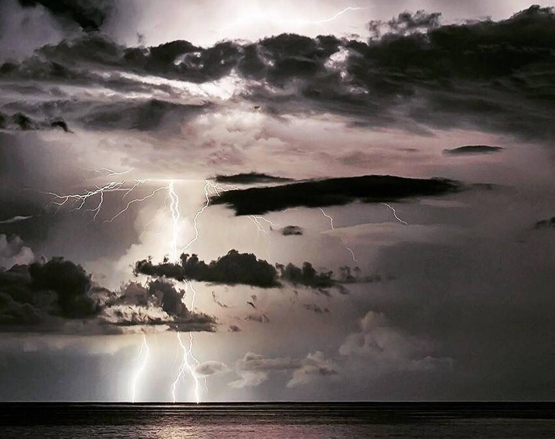 Les orages vont s'abattre sur la Côte d'Azur