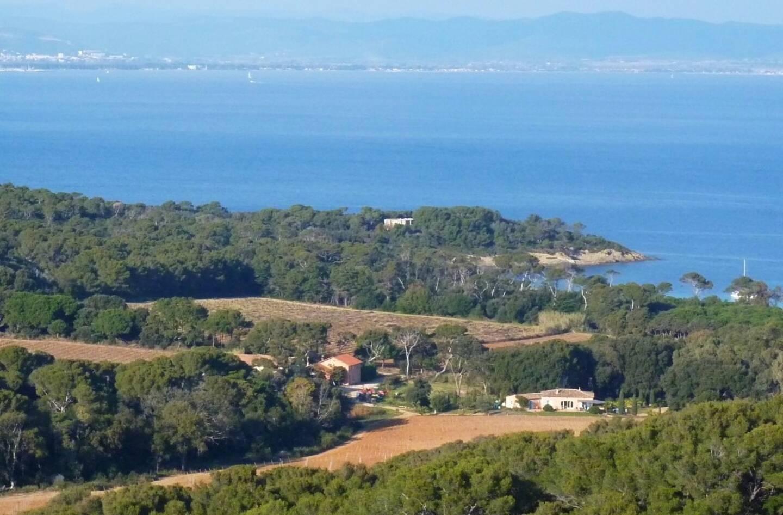 Le Domaine de l'île de Porquerolles.