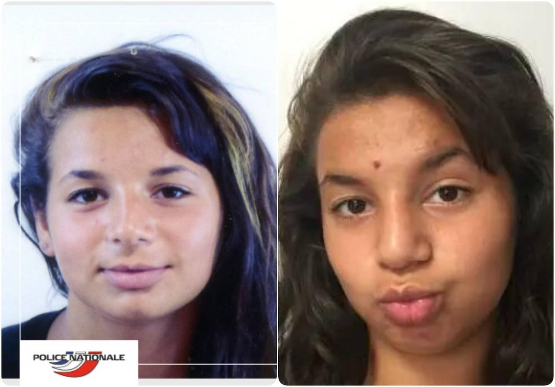 """Paloma Gomez, âgée de 13 ans, est décrite par la police comme une """"jeune fille fragile""""."""