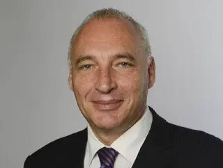 Jean-Paul David, 60 ans, maire de Guillaumes depuis 1989.