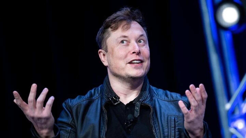 Le patron de Tesla, Elon Musk, lors d'une conférence à Washington, aux Etats-Unis, le 9 mars 2020.