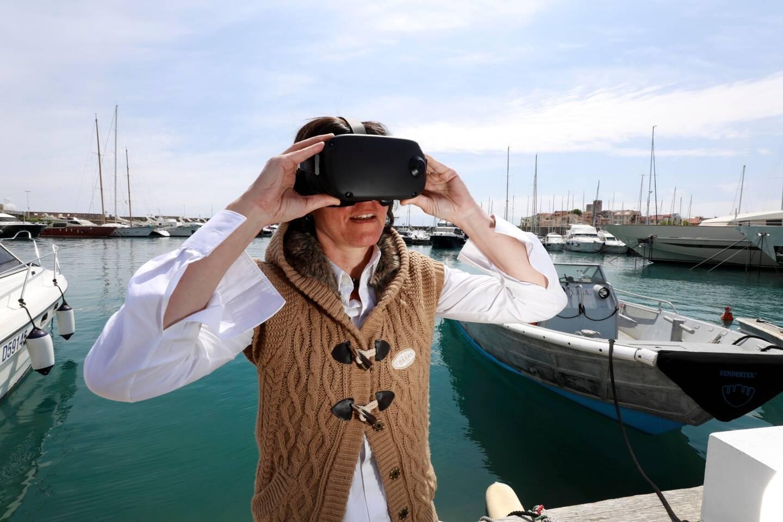Les trois nouveaux parcours virtuels sont axés sur les actions en faveur de la protection de l'environnement.