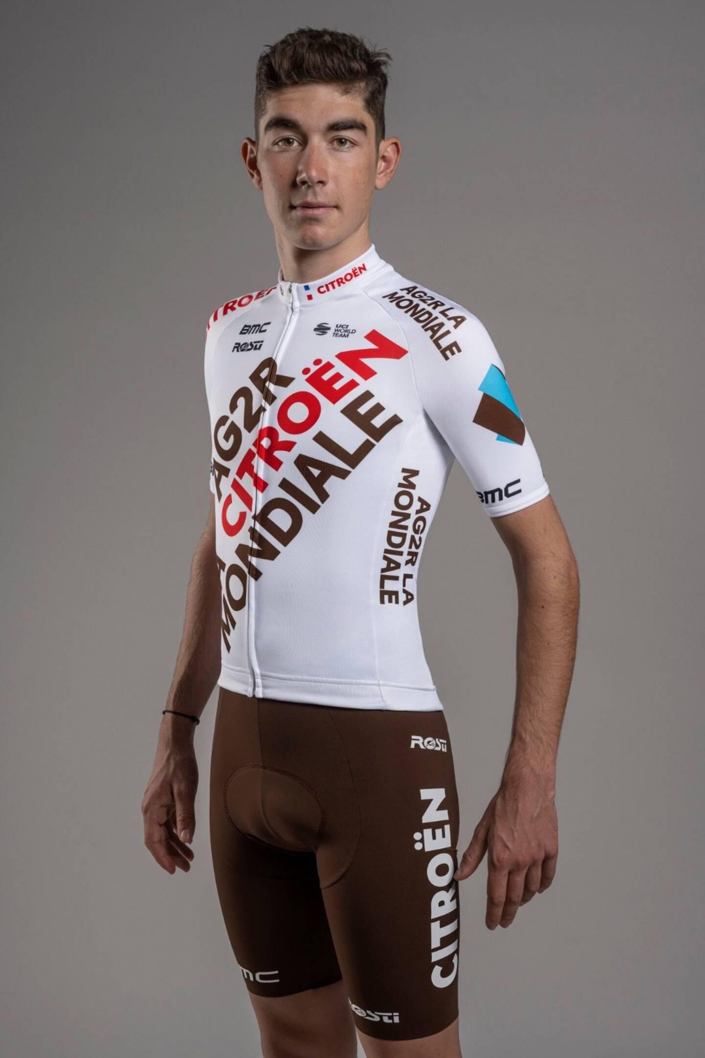 Clément Champoussin reprendra la compétition sur le Tour des Alpes-Maritimes et du Var (19-21 février).