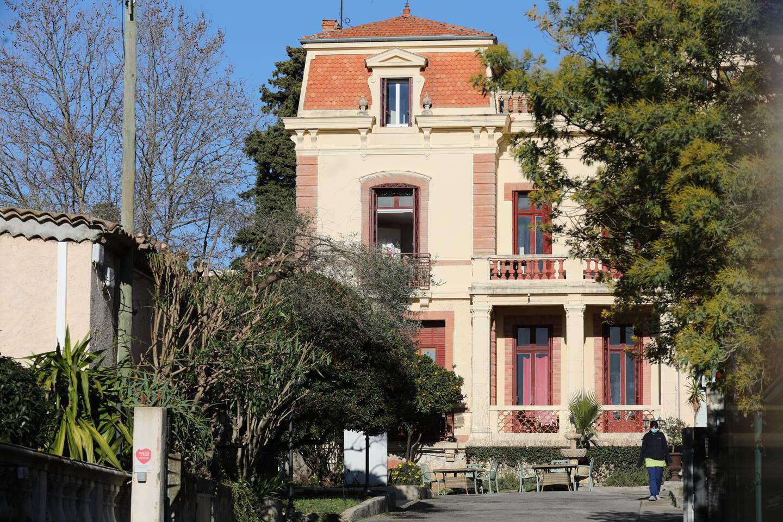 La maison de retraite Le Château de la Brague à Antibes