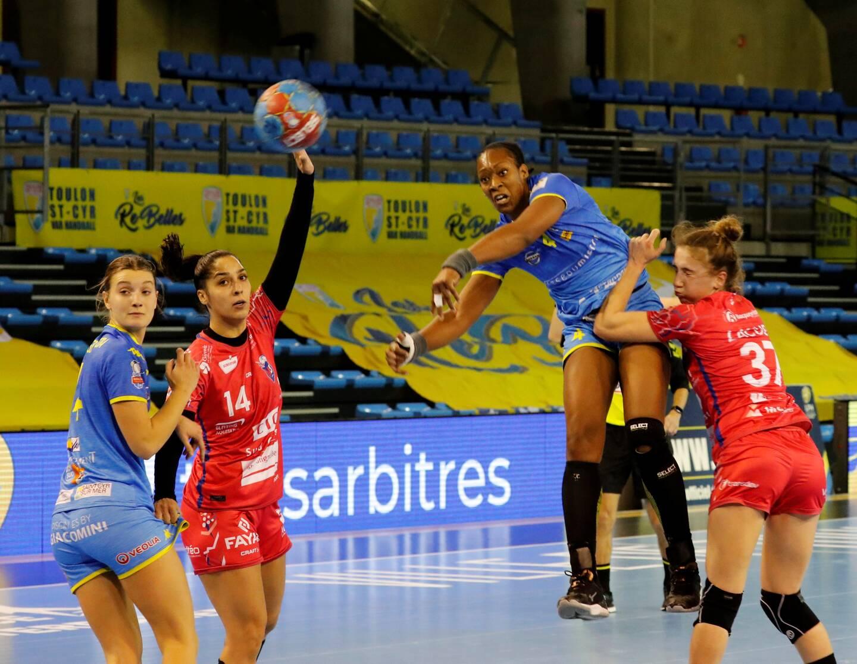 Marie-Paule Gnabouyou espère enchaîner après deux bons matches de championnat à domicile au mois de janvier. La gauchère de 32 ansavait été décisive au tir.
