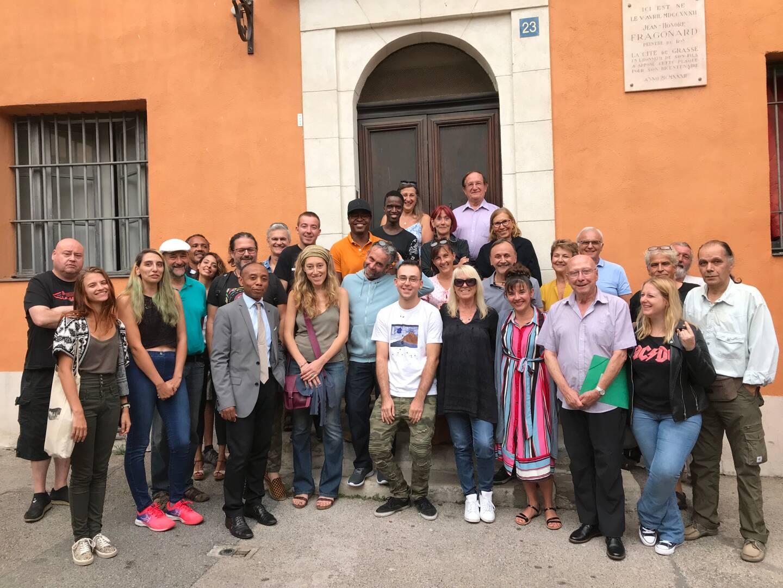 La dernière rentrée organisée avec tous les bénévoles de la radio associative était en septembre2019, avant la crise sanitaire.