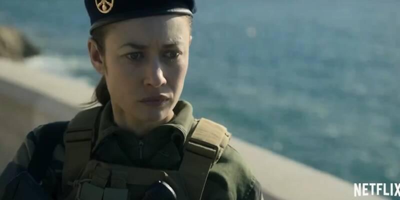 VIDEO. Netflix dévoile Sentinelle, un film tourné à Nice - Nice-Matin