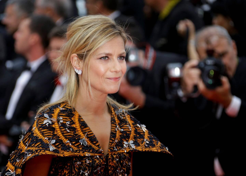 Marina Foïs lors du Festival de Cannes 2019.
