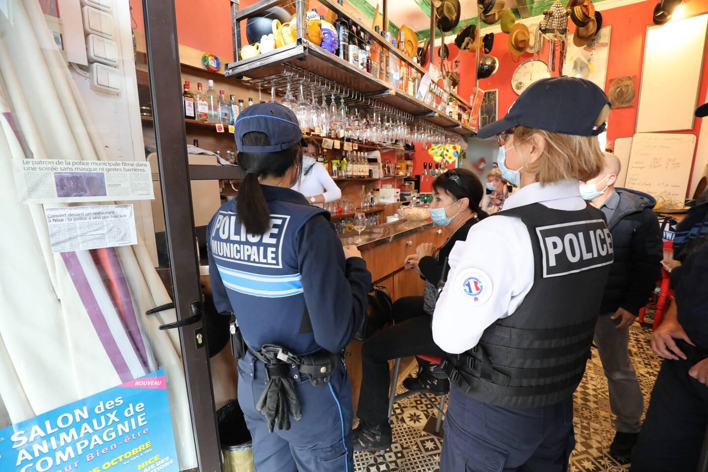 Le 18octobre, les forces de l'ordre avaient effectué un contrôle, dans le quartier Libération.