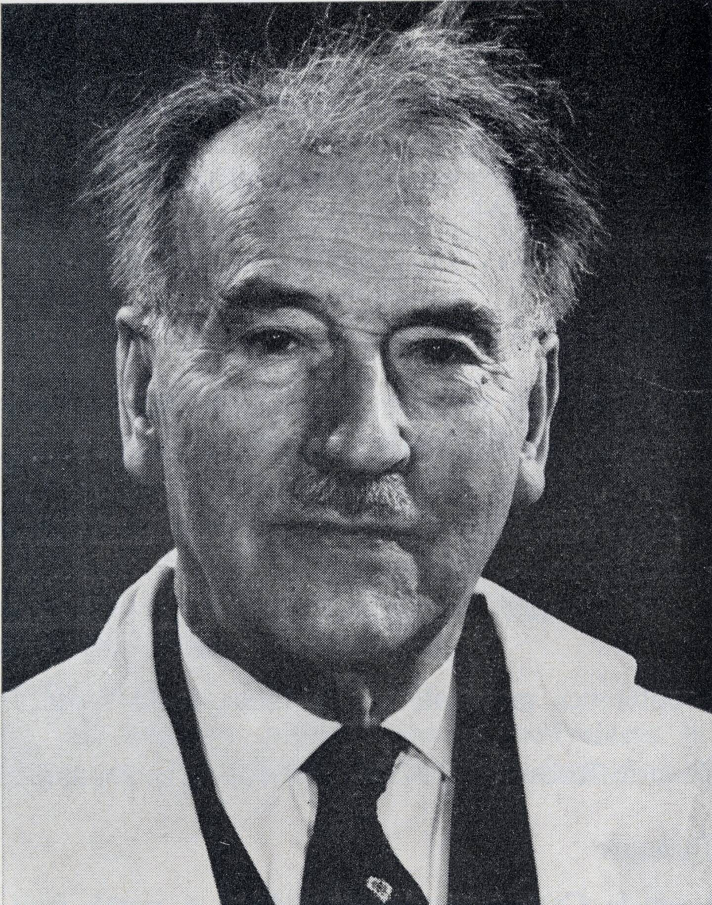 Le Dr Antoine Lacassagne a donné son nom au centre de lutte contre le cancer niçois à sa mort en 1971.