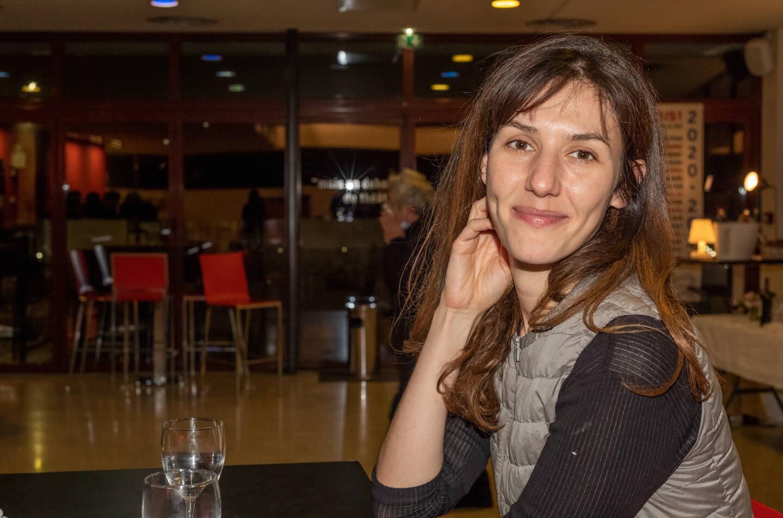 """Doria Tillier : """"Tendance à me recroqueviller"""""""