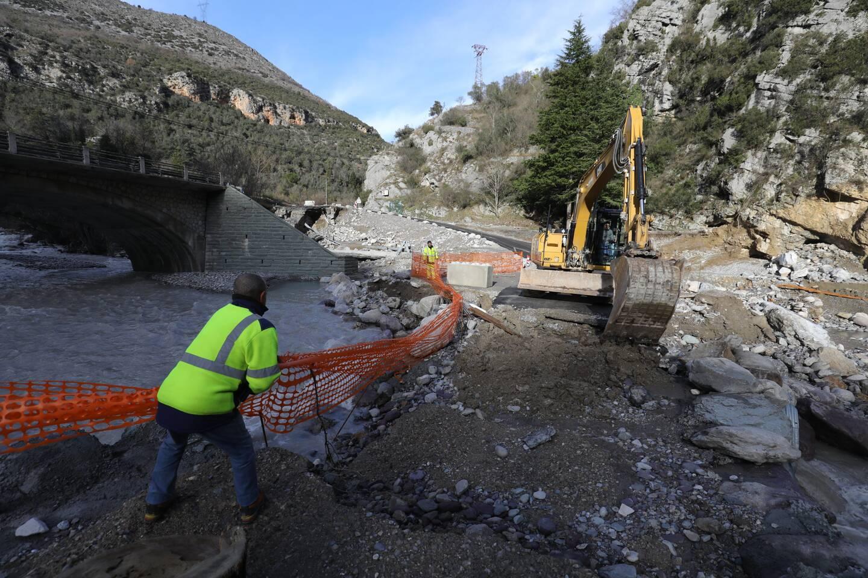 A Fontan, la construction d'un ouvrage provisoire au niveau du pont du Caïros est prévue ce mois-ci.