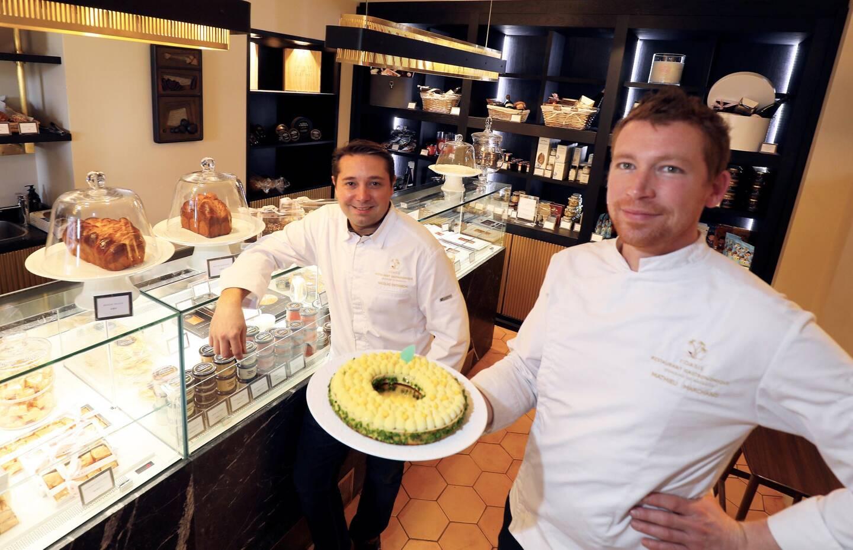 boutique Oasis pour sujet tarte aux mimosas
