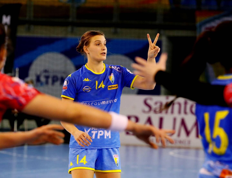 Anna Berger-Wierzba rempile pour une deuxième saison à Toulon.