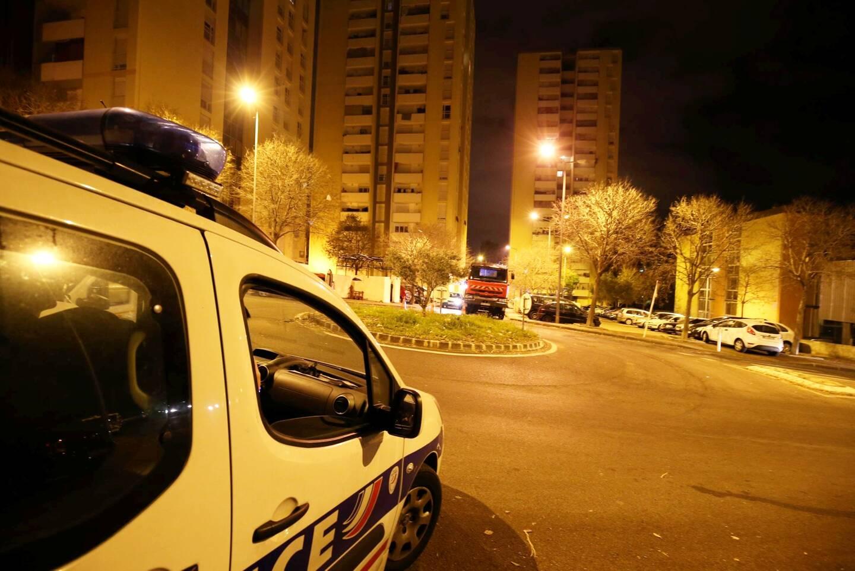La cité de La Beaucaire à Toulon.