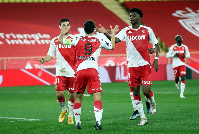 Monaco n'a pas connu la défaite en 2021.