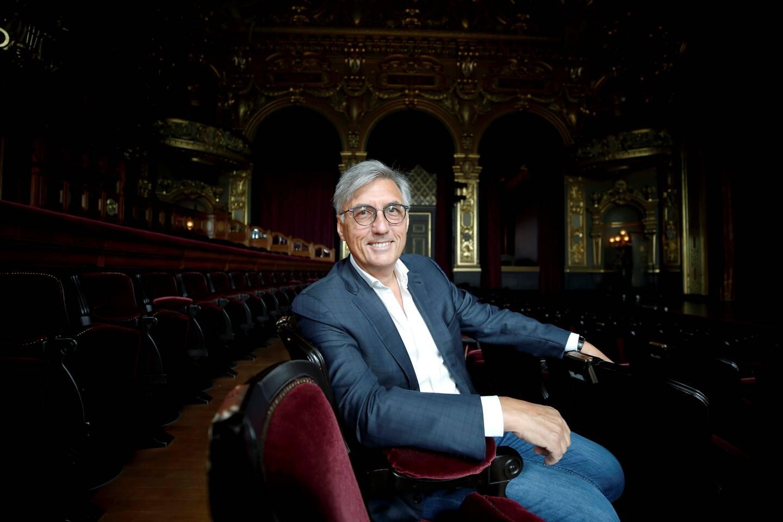 Le directeur de l'Opéra de Monte-Carlo est aussi le patron des Chorégies d'Orange.