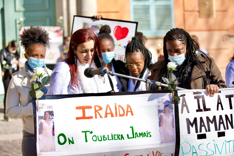 Ses amies et ses proches ont eu des mots magnifiques pour Iraida.