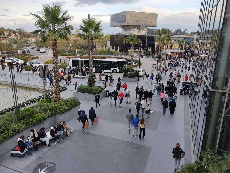 Après avoir échappé aux mesures gouvernementales du 29 janvier, Polygone Riviera sera fermé dès ce mardi.