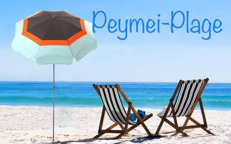 On se donne tous rendez-vous à Peymei-plage cet été?
