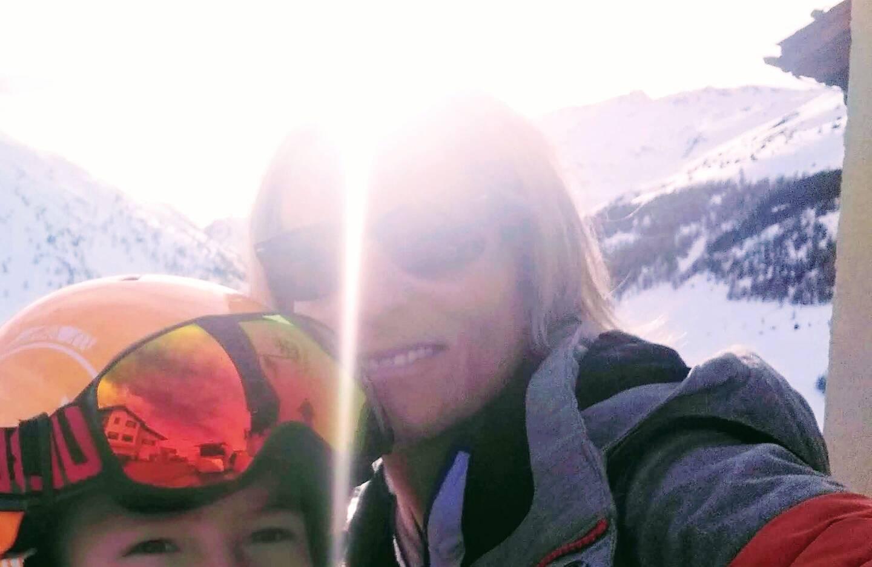 Audrey et sa famille ignorent encore s'ils pourront gagner la montagne samedi.