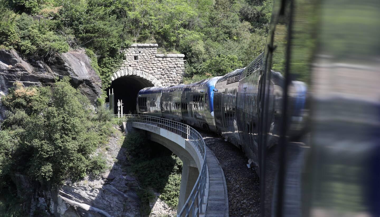 Mise en péril par la tempête Alex, la ligne TER du train des Merveilles s'est vue allouer une enveloppe de 395 M€ pour se relancer.