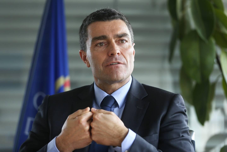 Le député Éric Pauget.