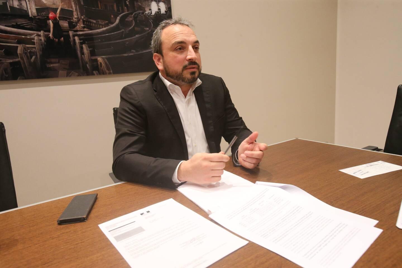 Maître Pelloux n'a pas attendu de connaître la teneur de l'arrêté préfectoral sur les week-ends confinés pour le contester devant la justice administrative.  (Photo Cyril Dodergny)