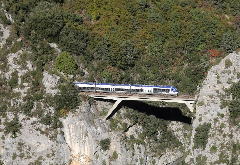 La ligne Nice-Breil-Cuneo va gagner en notoriété grâce à ce concours remporté.
